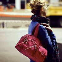 【网易考拉】【18年新款】Kipling 凯浦林 DEFEA 系列 女士中号单肩斜挎手提包 多色可选