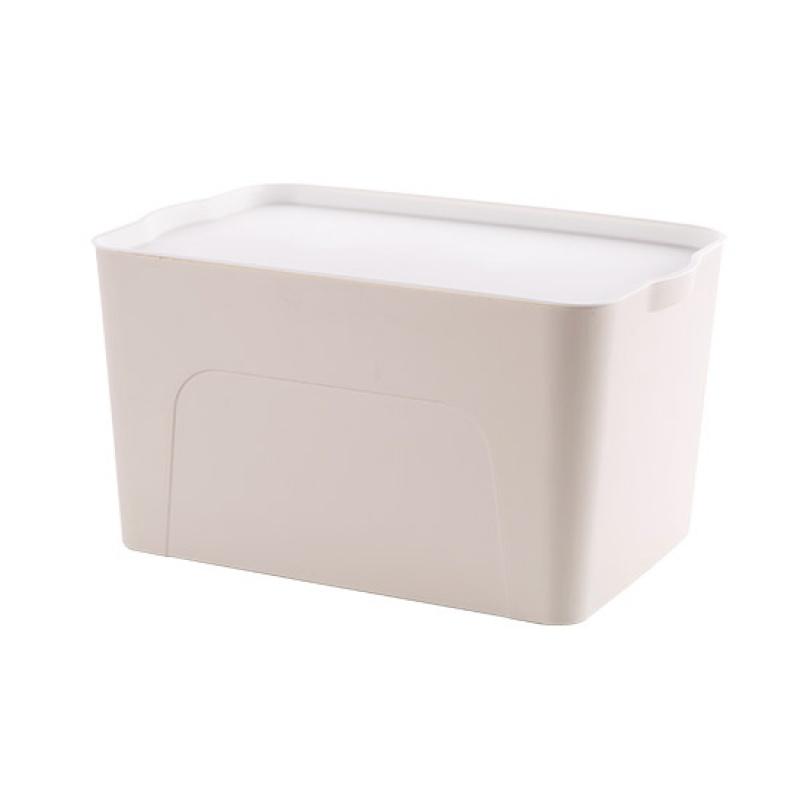 加厚收纳箱塑料大号衣服收纳盒有盖衣柜抽屉整理箱床底衣物储物箱