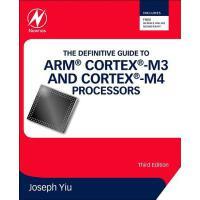 【预订】The Definitive Guide to ARM Cortex-M3 and Cortex-M4 Pro