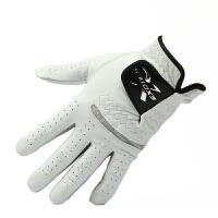 高尔夫手套 男士 左手小羊皮golf手套