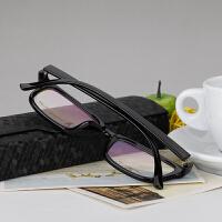 超轻TR90韩版镜架眼镜框 男女全框 双色光学配镜 配成品眼镜