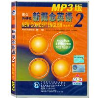 新华书店正版 DHY469 新概念英语2 学生用书MP3 英音版