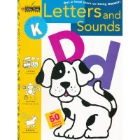 Letters And Sounds (Grade K, Little Golden Books) 字母和声音(金色童