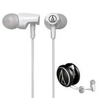 铁三角(Audio-technica)CLR100 ATH-CLR100 入耳式耳机 多种颜色可供选择哦!!