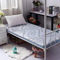 海绵床垫学生宿舍单人0.9米1.2m床加厚防滑1.8褥子床褥1.5