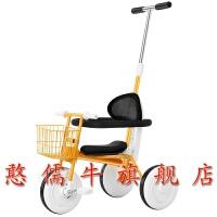 儿童礼品自行车儿童三轮车脚踏车宝宝车1-3-5岁婴儿推车小孩车子轻便自行车