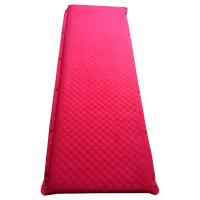 充气垫户外帐篷睡垫5cm加厚麂皮绒波纹单人垫防潮垫露营野营地垫