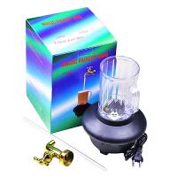 魔法水龙头流水创意酒壶水杯灯磁悬浮永动仪机小摆件桌面装饰礼品