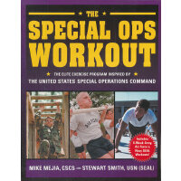 SPECIAL OPS WKOUT(ISBN=9781578261321) 英文原版