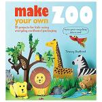 【特惠包邮】Make Your Own Zoo: 35 Projects for Kids Using制作你的动物园