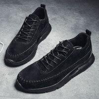 男鞋保暖棉鞋冬天百搭休闲鞋
