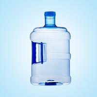 加厚纯净水桶7.5升饮水机售水机水桶手提打水桶车载