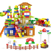 【支持礼品卡】新品儿童益智玩具早教大颗粒拼插拼装积木 g5r