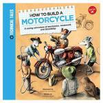 【预订】How to Build a Motorcycle如果建造一台摩托车 英文儿童互动读物