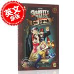 现货 怪诞小镇:失落的传说 英文原版 Gravity Falls Lost Legends 4 All-New Adv
