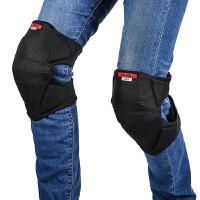 摩托车骑行护膝护具两件套防摔男机车护腿夏季骑士装备