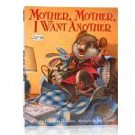 英文原版绘本 Mother Mother I Want Another 妈妈 妈妈我想要另一个 平装大开 儿童启蒙故事