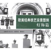 欧美经典铁艺实景图例.灯饰篇 中国建材工业出版社