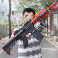 儿童枪玩具男孩软可发射水弹枪/电动连发水晶弹水蛋枪真人CS