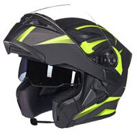 GXT摩托车头盔男全盔全覆式个性酷带蓝牙耳机女春夏季机车揭面盔