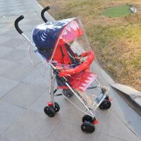 婴儿小推车冬天雨罩冬季宝宝车防风防雨罩儿童伞车雨衣通用挡风罩