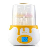 【支持礼品卡】液晶智能暖奶器 多功能蒸汽消毒器 恒温调奶机 g7n