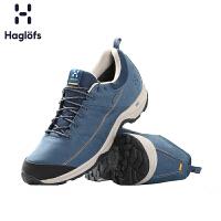 Haglofs火柴棍男款户外防风防水透气鞋舒适越野徒步登山鞋491680