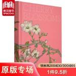 现货包邮!Cherry Blossoms 樱花花开 艺术原版进口英文画册作品集
