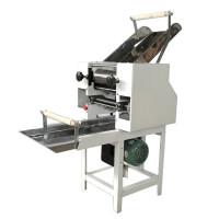 大型商用多功能全自动压面机面条机器不锈钢高速动饺子皮轧面机