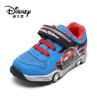 鞋柜/迪士尼春秋新品透气网状儿童童鞋卡通造型男鞋1