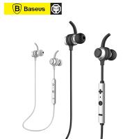 倍思 运动蓝牙耳机 NGB16 立体声双耳入耳式 手机通话电话耳塞 苹果安卓通用 运动耳机