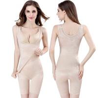 塑形内衣女套装无痕美体束腰束身分体产后收腹塑身紧身衣产后恢复