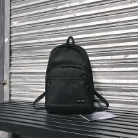 双肩包韩版潮校园学院风学生旅行背包男女书包