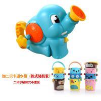 宝宝洗澡玩具婴儿玩具浴室儿童男女玩具1-3-6男女孩戏水沙滩套装