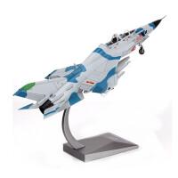 山鹰教练机模型 JL-9飞机模型仿真 合金军事家居摆件