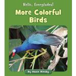 【预订】More Colorful Birds