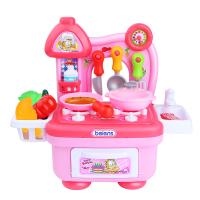 女孩做饭煮饭厨具儿童玩具套装过家家厨房玩具