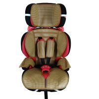 安全座椅凉席CS专用凉席坐垫儿童汽车座椅冰丝凉席坐垫 小长城冰藤 简单款 其它