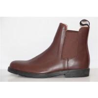 骑士马术马靴 英式牛皮短靴 男士女士儿童骑马靴 马术马具用品