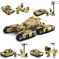 核心装甲兼容乐高军事拼装积木战车儿童玩具启蒙男孩6-8-12岁礼物