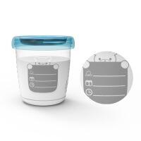【6枚装】储奶杯 母乳储存袋人袋辅食奶瓶存保鲜袋冷冻e9y
