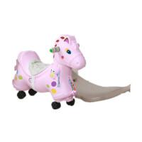 儿童木马摇马玩具宝宝摇摇马塑料大号加厚婴儿摇椅车周岁礼物
