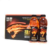 包邮 捷虎能量 维生素功能饮料 玛咖饮料 600ml*15瓶整箱