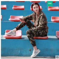 莱卡金顿韩版新款日常休闲百搭女单鞋平板鞋上班鞋圆头深口鞋春夏季LHLKQ6435