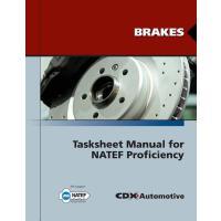 【预订】Brakes Tasksheet Manual for Natef Proficiency