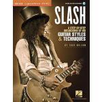 【预订】Slash - Signature Licks: A Step-By-Step Breakdown of Hi