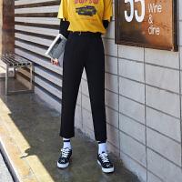 [2.5折价87元]唐狮新款休闲裤女合体哈伦裤