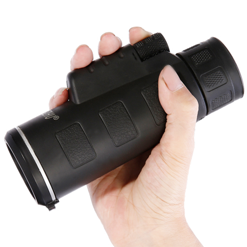单筒望远镜高倍高清微光夜视袖珍防水非红外演唱会