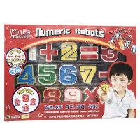 男孩顺嘉字母变形机器人26个英文abc金刚变形数字战队0-9组合 男孩 顺嘉