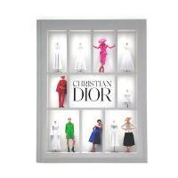 英文原版 Christian Dior 克里斯汀・迪奥:V-A年度大展经典作品时尚摄影服装设计画册